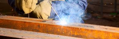 synergy steel welding powder coating and sandblasting home fabrication of a structural steel beam our portable welding unit