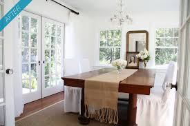 french dining room chair slipcovers. French Dining Room Chair Slipcovers With Here Are The After Photos R