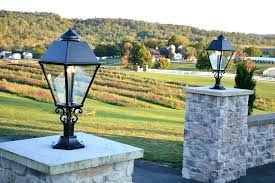 outdoor post lights led led driveway post lights photo gallery gas lamp works with on solar outdoor post lights