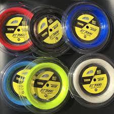 30LBS Free shipping <b>1 Reel TAAN</b> BT7000 Badminton String <b>Reel</b> ...