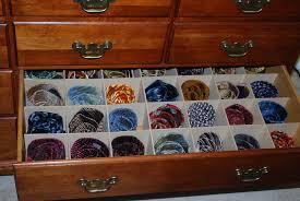 Dresser Drawer Organizer Tie