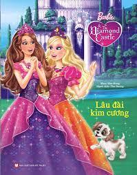 Barbie và Lâu Đài Kim Cương - AVF - VFcartoon