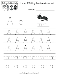 alphabet review worksheets kindergarten – streamclean.info