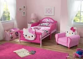 hello kitty bed furniture. Hello Kitty Bedroom Furniture In A Box Includes Everything | SANDYDELUCA DESIGN Bed
