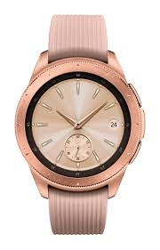 <b>Rose Gold</b> Samsung Galaxy Watch - 42mm Bluetooth | Samsung US