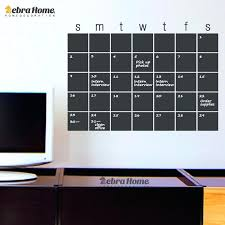 whiteboard weekly calendar wall decal throughout