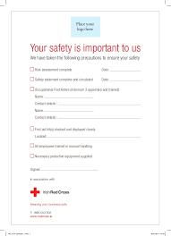 Equipment Checklist Simple Free Occupational First Aid Checklist