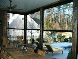 beautiful patio enclosure cost or medium size of sliding patio screen door in oaks screen for ideas patio enclosure cost