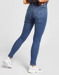 <b>Levi's</b> Ladies Dark Blue 710 Super Skinny Jeans Jeans Women's ...