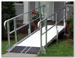wheelchair ramps home depot
