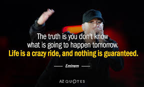 Rap Quotes About Life Interesting TOP 48 EMINEM QUOTES ON LIFE RAP AZ Quotes
