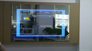32 Mirror Tv Bathroom Mirror Tv Waterproof Mirror Tv for Hotel