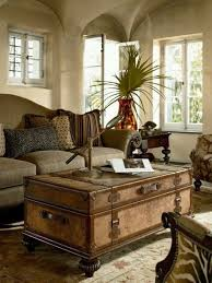 It's the best of both worlds a wooden trunk coffee table, firm enough to support an array of drinks, cakes, and even cats! 28 Ways To Use Vintage Chests And Trunks In Home Decor Digsdigs
