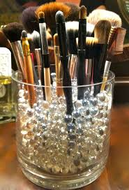 vase gl filler 4mm beads for centerpieces makeup brush holders best makeup brush holder with cover