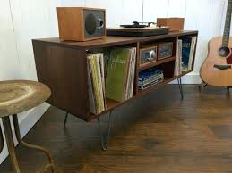 turntable furniture. Record Player Furniture Photo 4 Of 6 New Mid Century Modern Console Turntable Cabinet .
