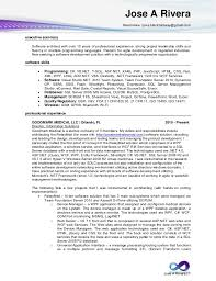 Software Programmer Resume Sample Sample Programmer Resume