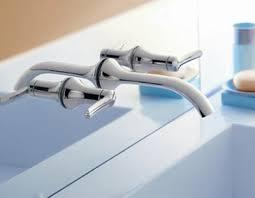 wall mounted faucets bathroom. Hansgrohe Lavatory Wall Mount Mounted Faucets Bathroom E