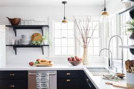 Images of kitchen furniture Red 30 Sophisticated Black Kitchen Cabinets Kitchen Designs With Black Cupboards Elle Decor 30 Sophisticated Black Kitchen Cabinets Kitchen Designs With Black