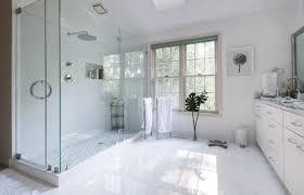bathroom doorless shower ideas. Elegant Bathroom Ideas With Rainfall Shower Head And Doorless