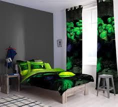 Image of: Incredible Hulk Bedding