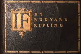 if by rudyard kipling poem analysis schoolworkhelper is the image of a beloved son and or daughter desired and aspirated by kipling