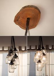 mason jar chandelier diy little lady little city