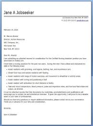 Use this free CNA cover letter example with your resume to start applying  for CNA jobs with confidence.