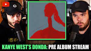 New Album DONDA: Pre-Album Stream ...