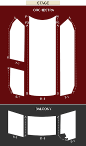 Aladdin Theatre Portland Or Seating Chart Stage