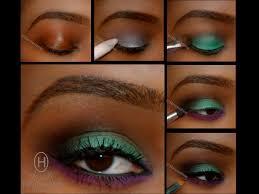 london makeup artist dark skin mixed glitter