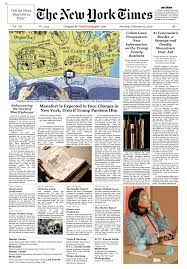 The Times Newspaper Template New York Times Newspaper Template Google Docs Download