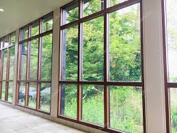 Großer Wintergarten Fenster Stockfoto Trgowanlock 119193120
