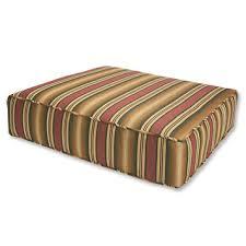 Outdoor Sunbrella Cushion Mettowee Deep Seat Replacement