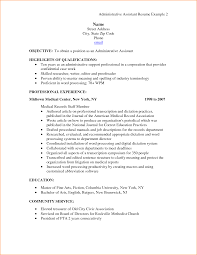 Objective For Executive Assistant Resume 24 Administrative Assistant Objective Resume Basic Job Appication 23
