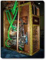 the 17 hottest steampunk computer creations