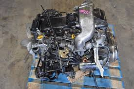 Toyota hiace and hilux 3L engine complete engine available with ...