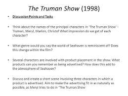 the truman show jim carrey star ppt video online 21 the