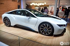 IAA 2013: BMW I8 Is Ready For Production  W