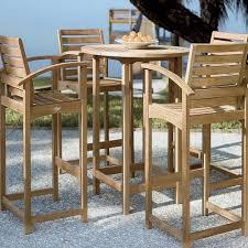 70013 somerset 5 pc bar table set