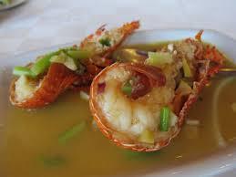 Sabah Ocean Seafood Village Lobster In ...