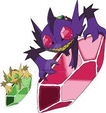Download HD M-sableye - Pokemon Shiny Mega Sableye Transparent PNG Image -  NicePNG.com