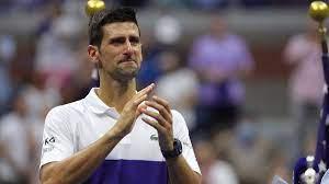 US Open 2021: Novak Djokovic trotz ...