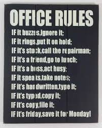 wall hangings for office. Wooden Wall Art \u2013 Office Rules Sign With Newest For Offices (View 20 Hangings E
