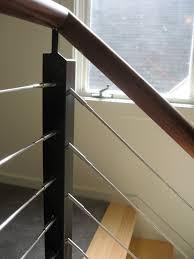 Minimalist Modern Handrail System With Design Trends Img Savwi Com