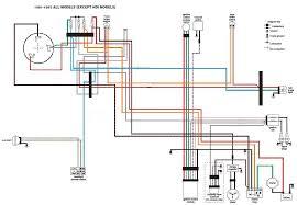 1988 Harley Davidson Sportster Wiring Diagram 87 Sportster Wiring Diagram