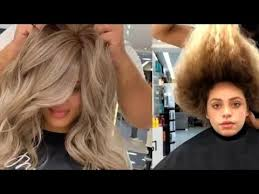 قصات شعر كارثية فتيات قاموا بقص شعرهم بشكل لا يصدق
