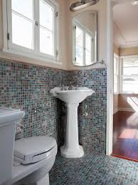 Before  After Small Bathroom Makeovers Carrington Construction - Remodeled bathrooms before and after