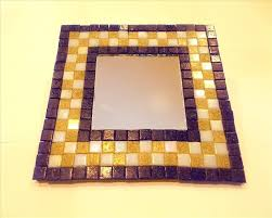 mosaic mirror kit poolside