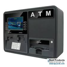 new genmega onyx w wall mounted atm machine