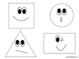 Imparare Le Forme Geometriche Colora Ripassa Crea